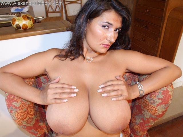 tall big boob model porn